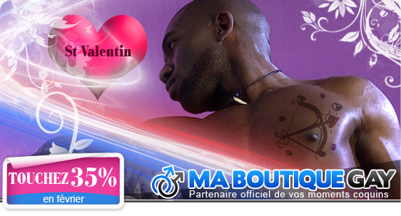 Ma Boutique Gay nouvelle version !!