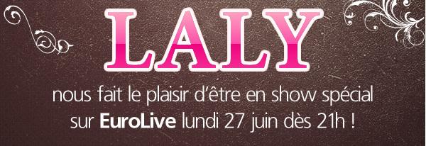 Laly en show spécial